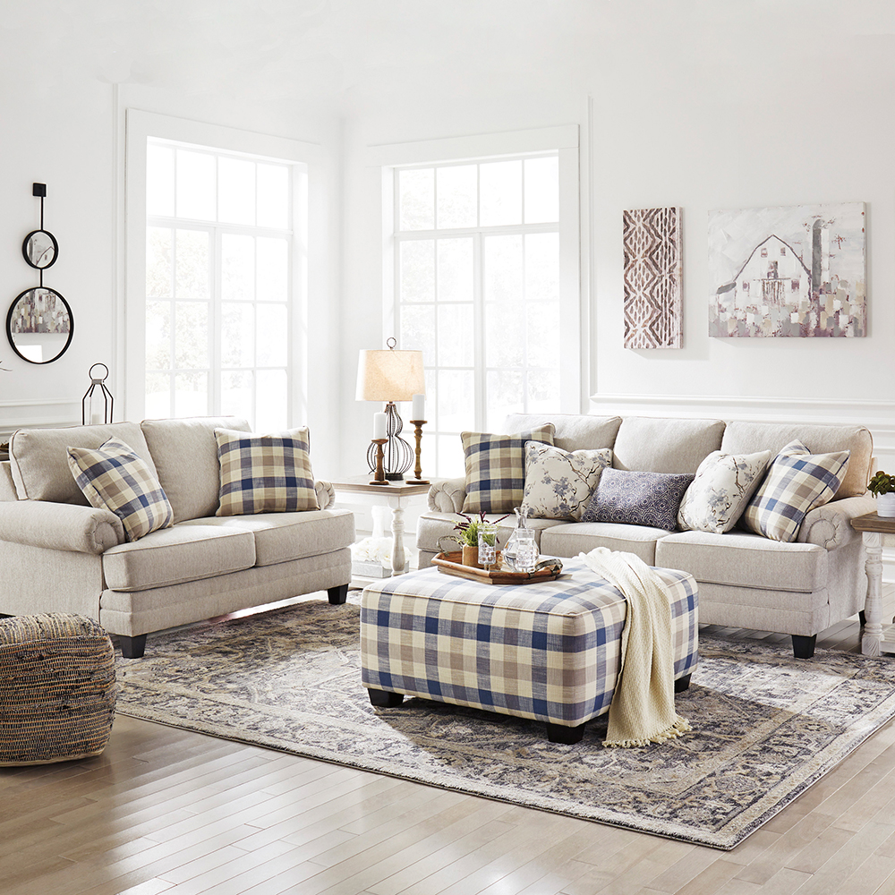 BC19538/35 Sofa & Love Seat
