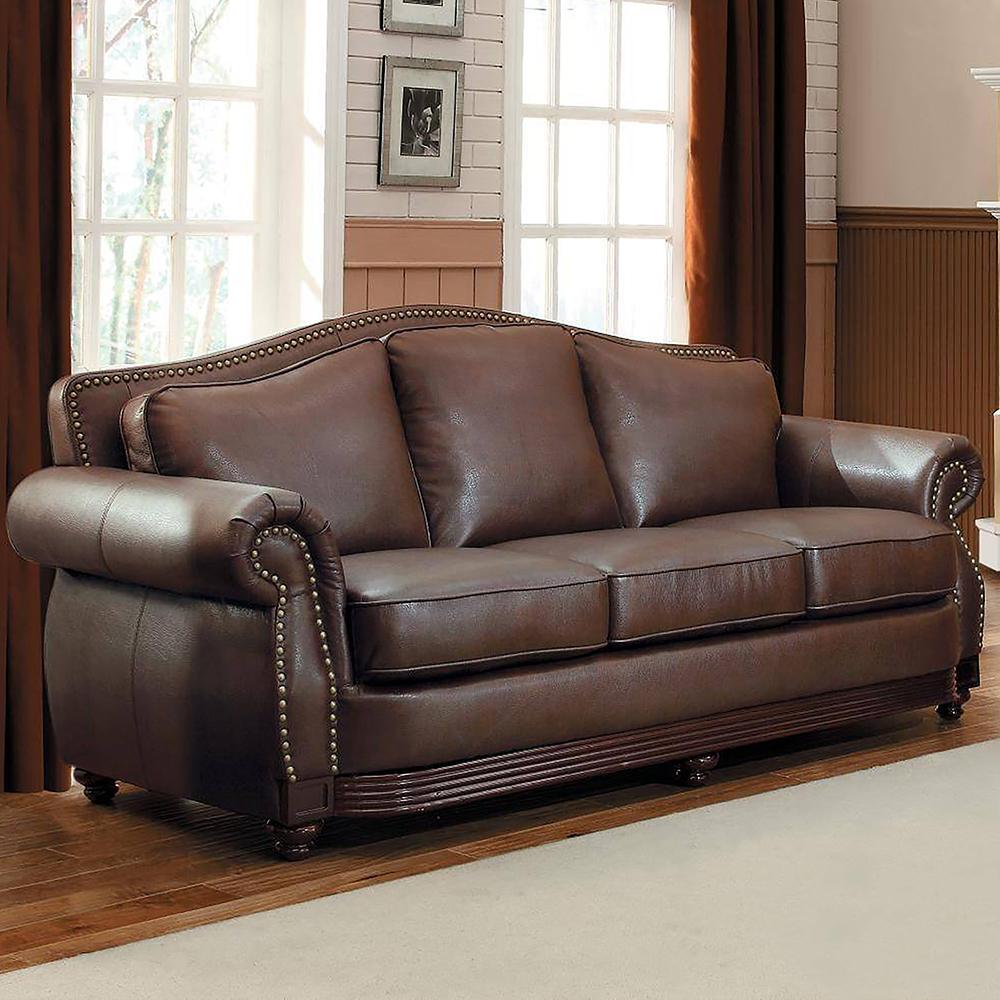 Midwood Brown Sofa