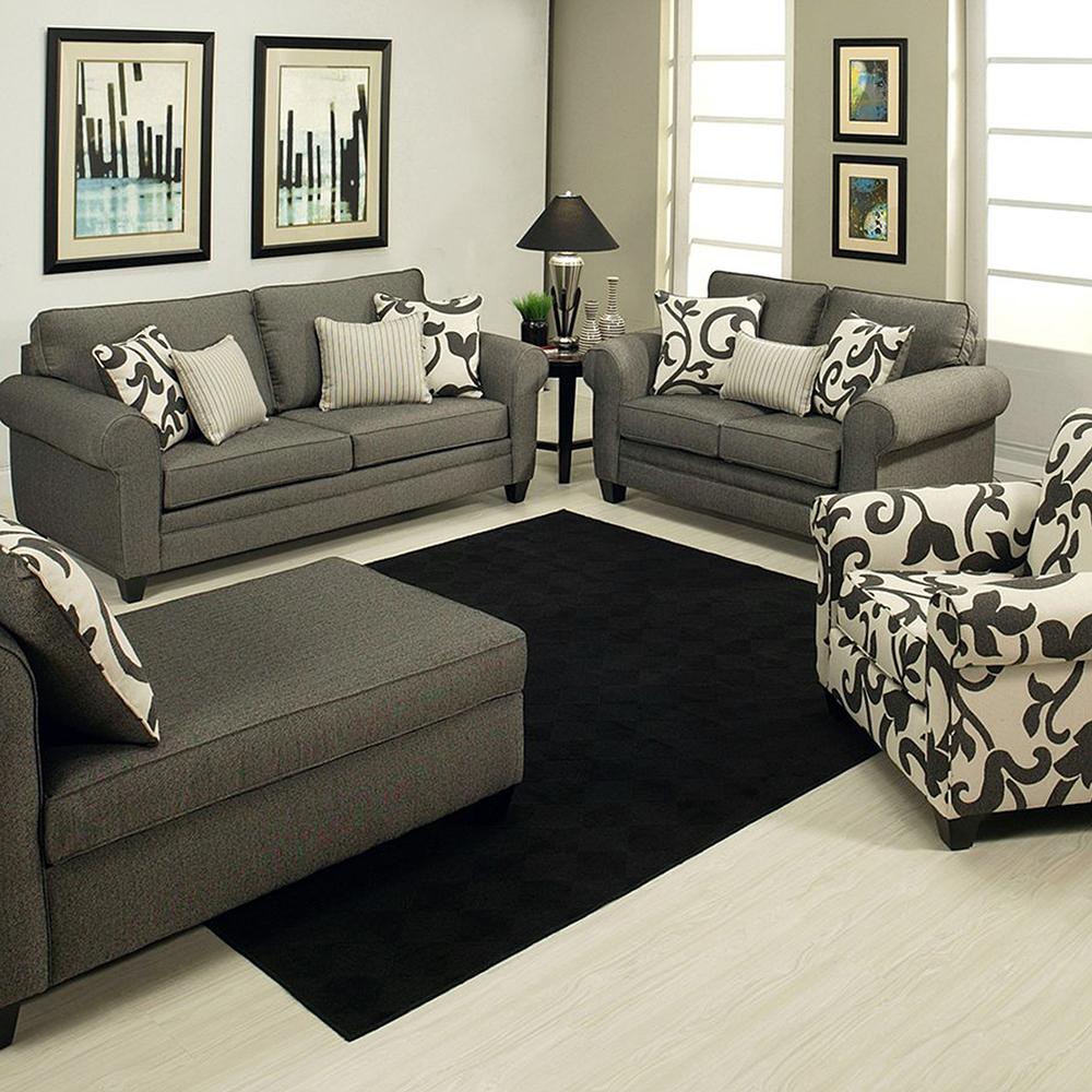 Sofa and Love Gray