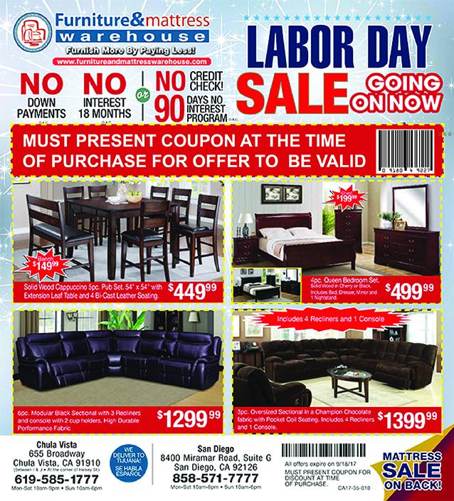 Labor Day Weekend Sale 1