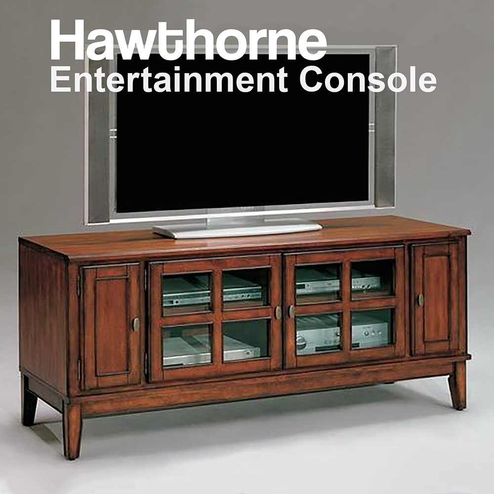 Hawthorne Entertainment Console 4 Doors