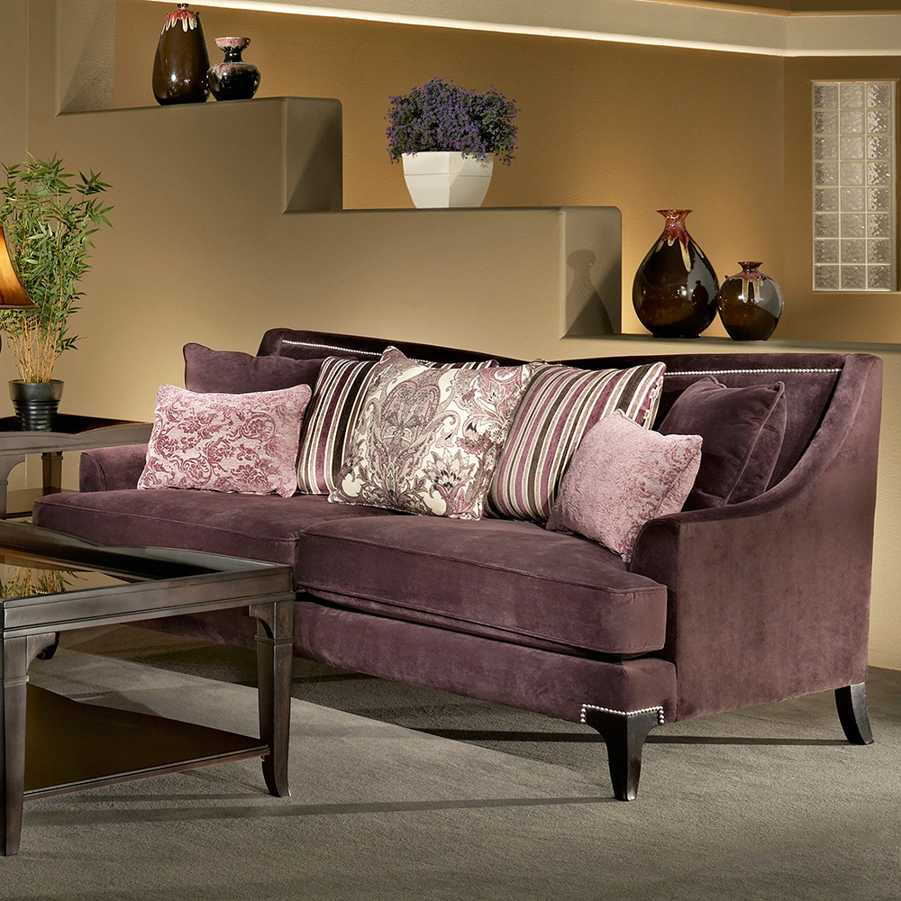 Monarch Sofa and Loveseat