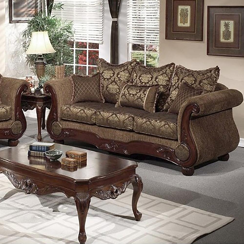 TRFAMD Sofa and Love Sofa