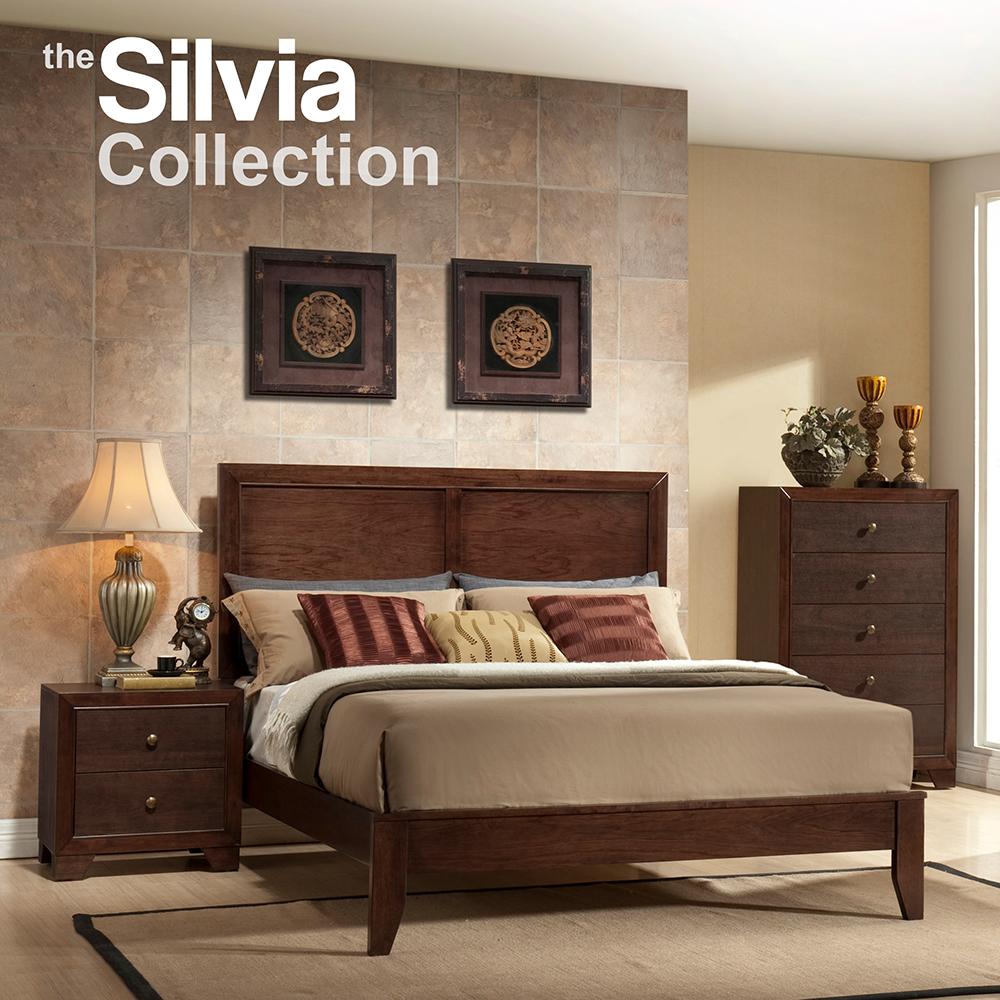 Silvia Queen Bedroom Set