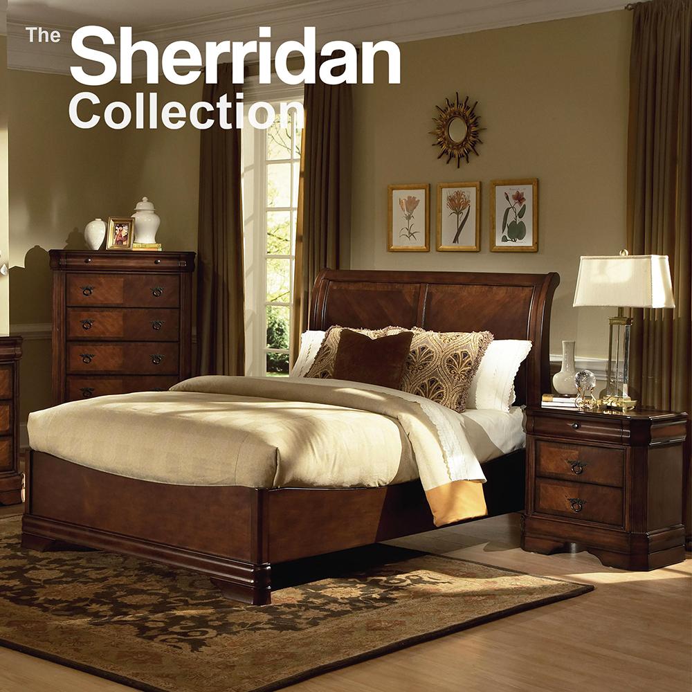 Sheridan Queen Bedroom Collection Set