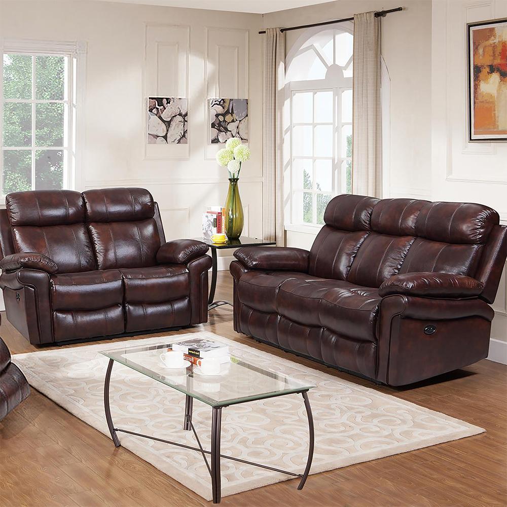 LI2117 Power Sofa & Love Seat