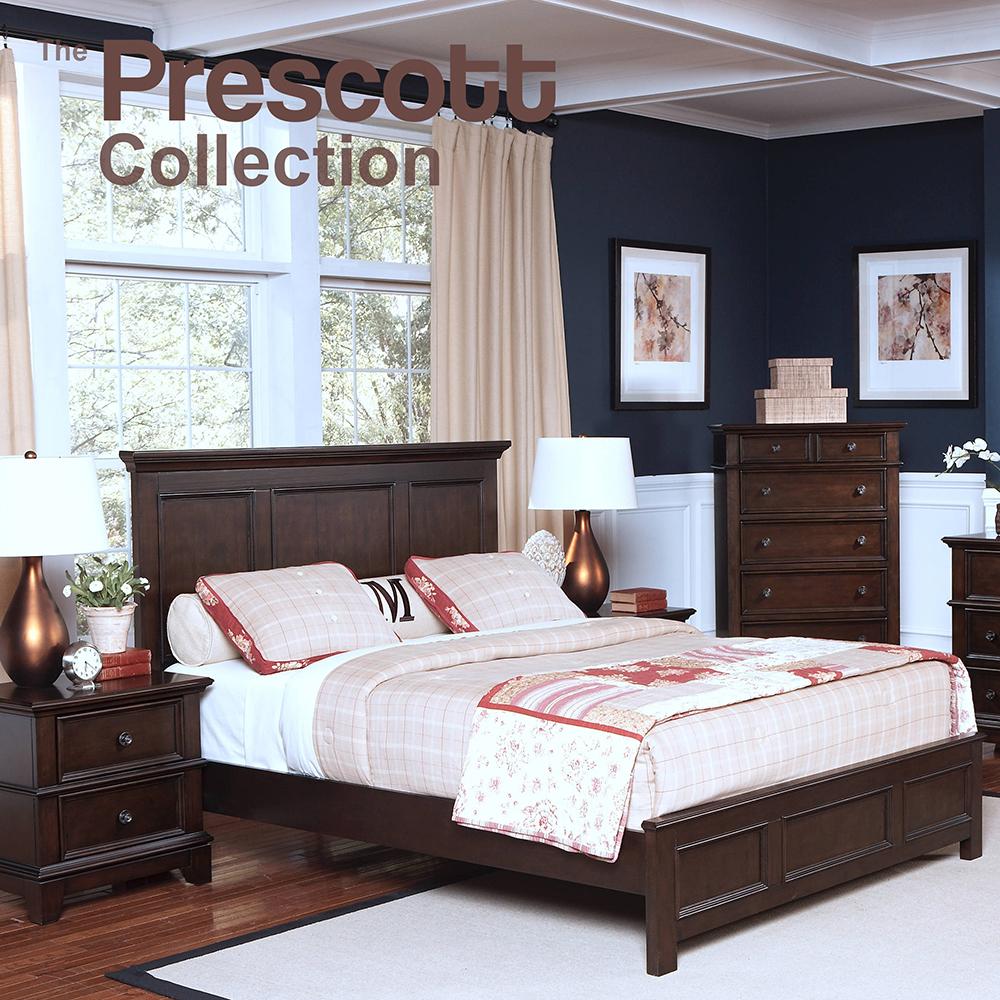 Prescott Queen Bedroom Collection Set