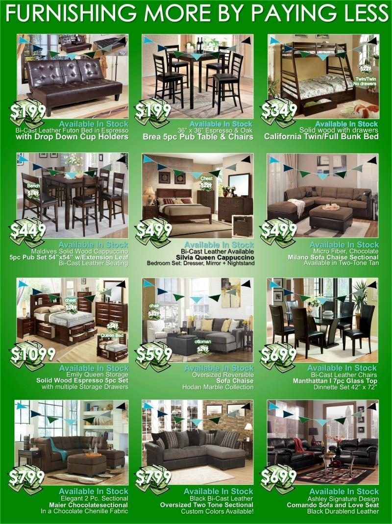 March Massive Sofa Tax Refund Sale