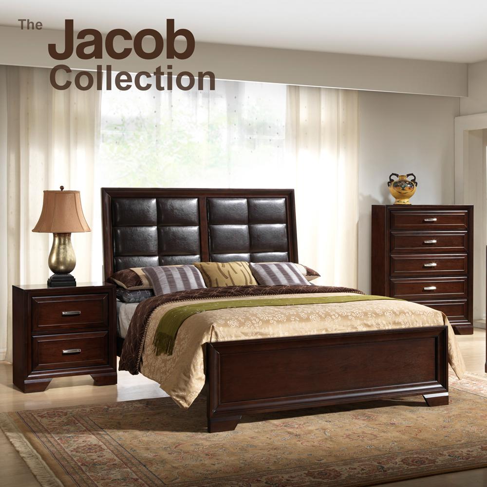 Jacob Queen Bedroom Set