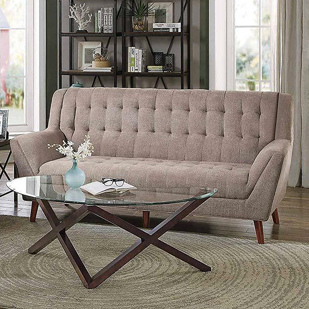 Sofa and Love seat Set Sand Color