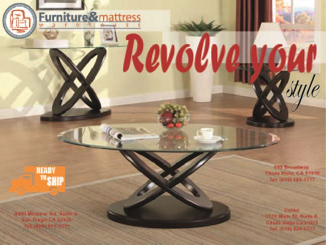 Living Room Cyclone End Table Base