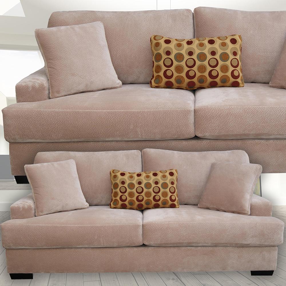 West Pacific Champion Sofa Love Seat
