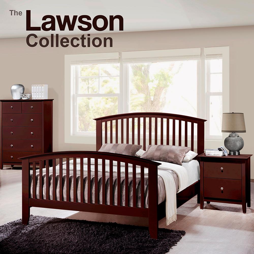 Lawson Queen Bedroom Set