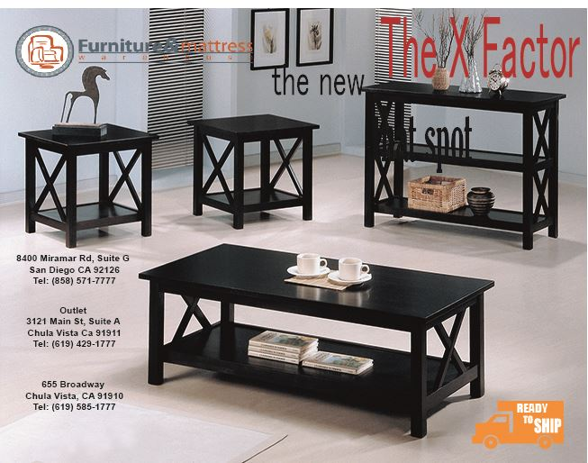 Briarcliff Casual 3 pc table set