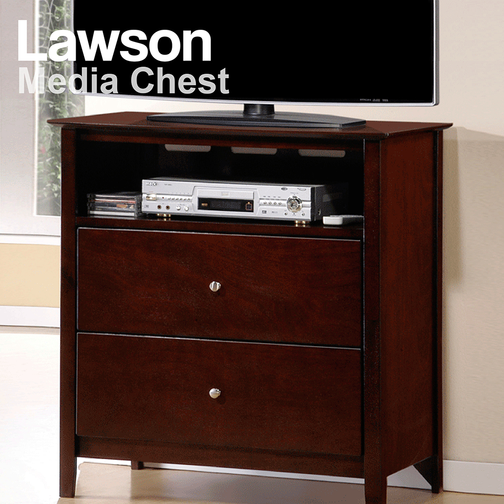 Lawson Media Chest